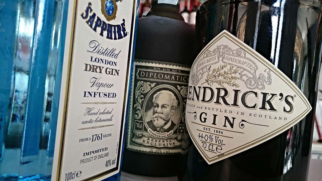 gin hendrix