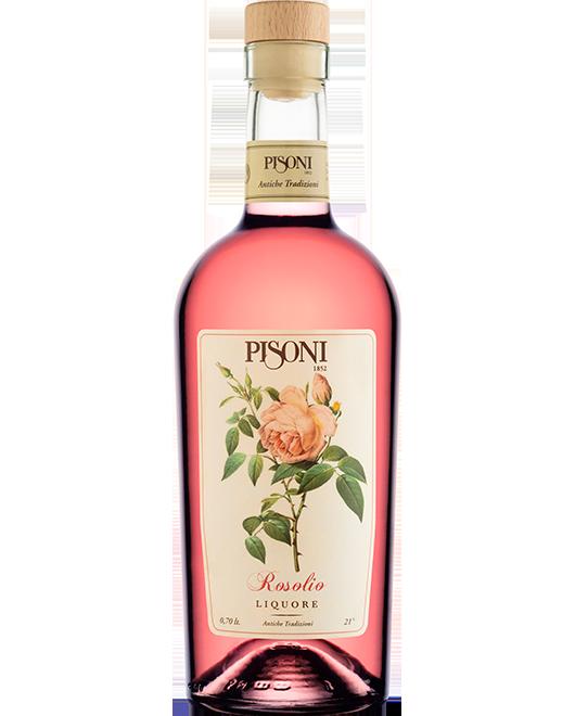 liquore rosolio pisoni