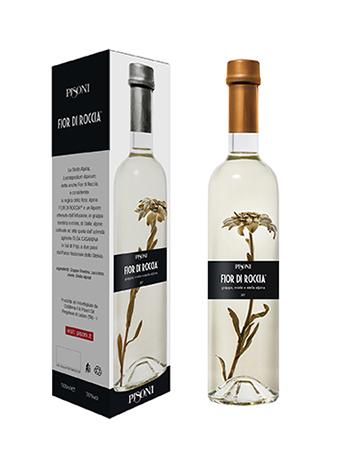 liquore alla stella alpina pisoni