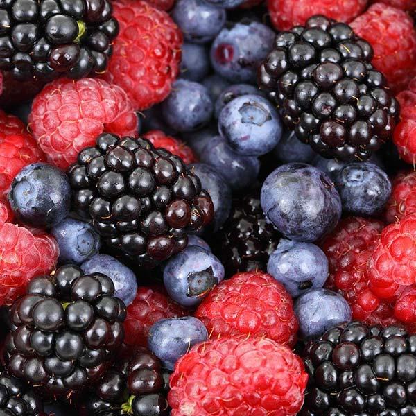 liquori frutti di boschi